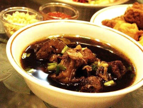 Resep masakan Rawon Daging Lezat