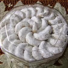 Resep Cara membuat kue Putri Salju lembut dan enak