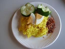 resep nasi kuning enak dan lezat