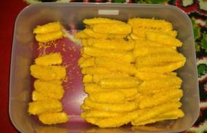 pisang goreng nugget
