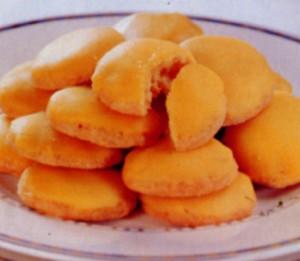 Resep kue kering aroma lemon