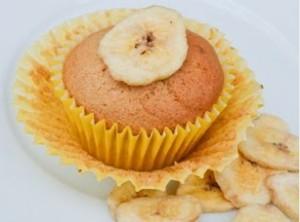 resep aneka kue muffin - kue muffin pisang kopi