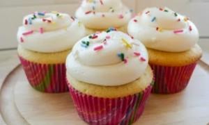resep aneka kue muffin - kue muffin vanilla