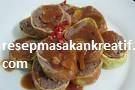 resep rolade daging sapi