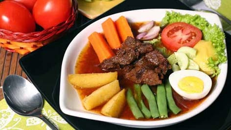 resep selat solo