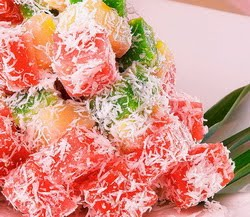 resep kue tradisional sentiling singkong