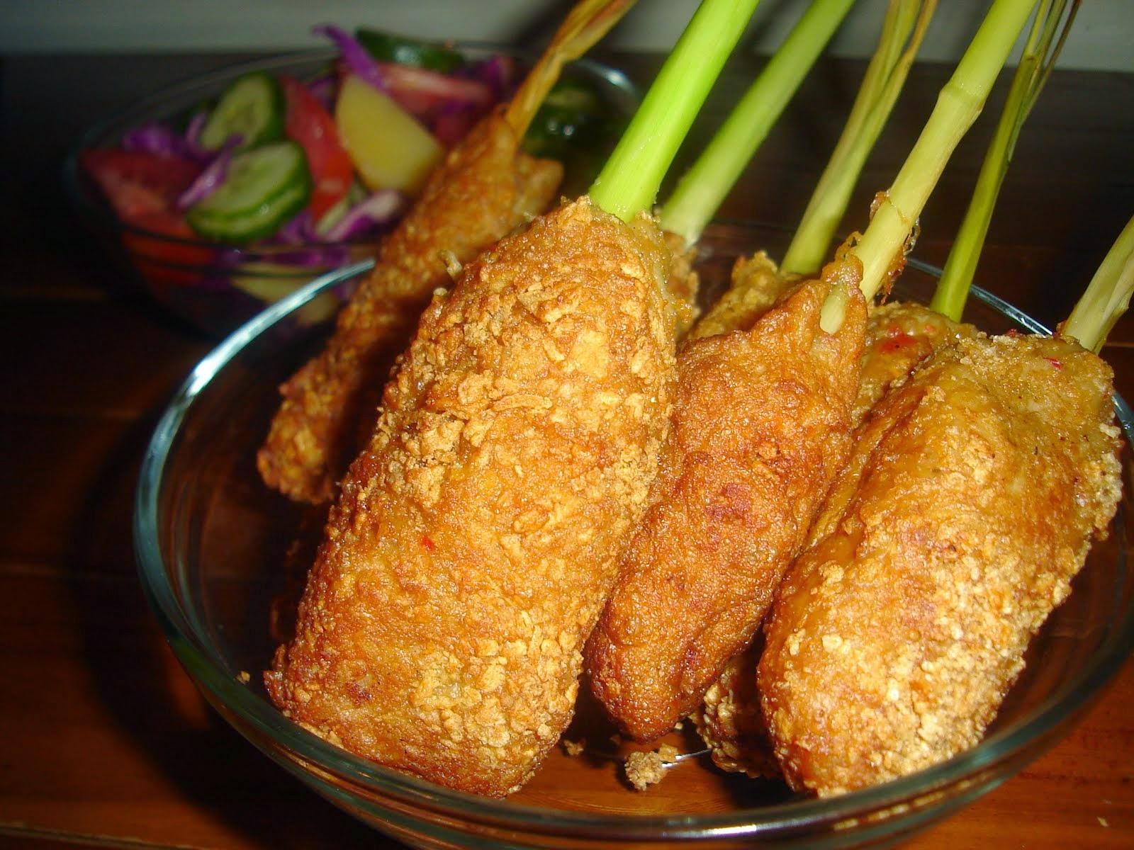 Resep sate lilit ikan tongkol resep resep masakan kreatif