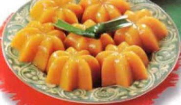 Resep Cara membuat Puding Gula Merah enak Kaya Rasa