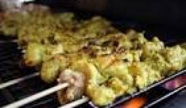 Resep Sate Bumbu Kuning Palembang