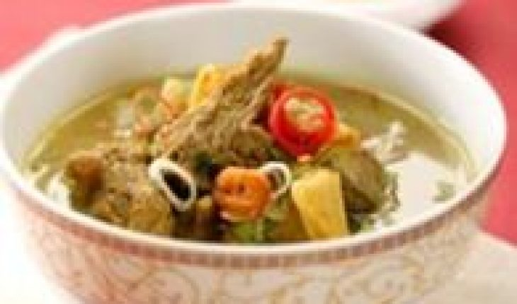 Resep Cara membuat Soto Madura paling enak dan lezat