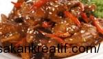 Resep Masakan sederhana - Ceker balado pedas