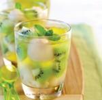Aneka resep Minuman segar untuk buka puasa - es lemon kiwi