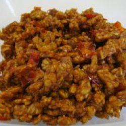 Resep Sambal goreng tempe kering
