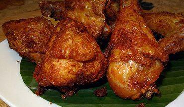 Resep Cara membuat Ayam Goreng Paniki pedas gurih