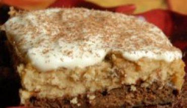 Resep Kue Brownies Kopi