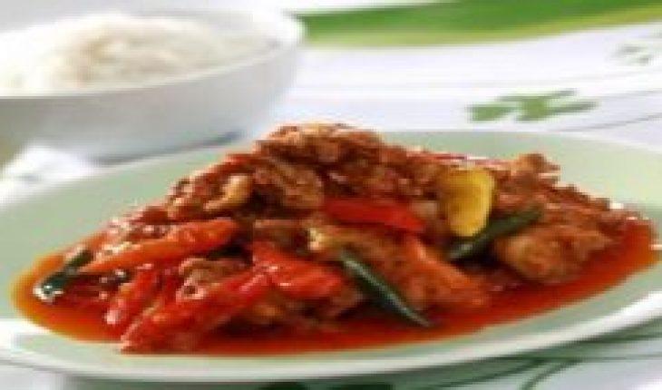 Resep Rica Rica Daging Sapi