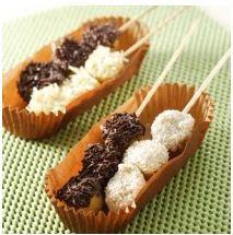 Resep Sate Pisang Goreng Coklat Keju
