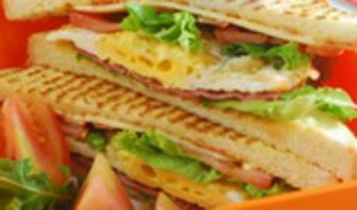 Resep sarapan pagi sandwich isi lengkap