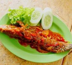 Resep Lele Goreng Saus Cabai