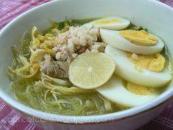 Resep Soto Ayam Ambengan enak