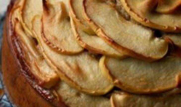 Resep kue potong Apel Pisang