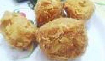 Resep Durian Goreng Crispy