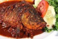 Resep Cara Membuat Ikan Mas Bumbu Bali enak