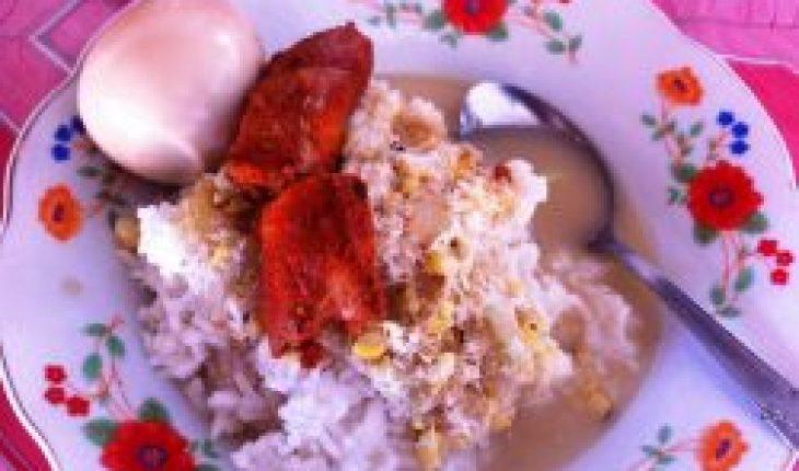 Resep Sego Cawuk enak dan lezat khas Banyuwangi