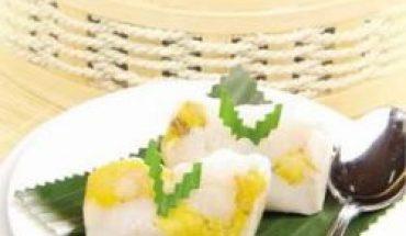 Resep Bongko Roti pisang nangka