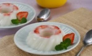 Resep Puding Yoghurt
