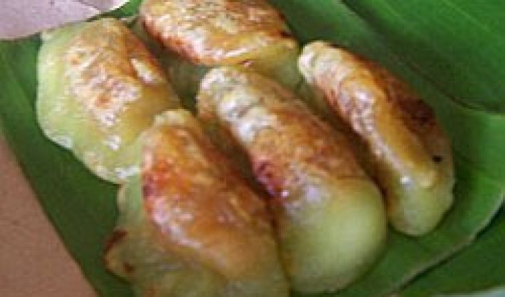 Resep Cara membuat Kue Kipo Khas Yogyakarta mudah dan enak