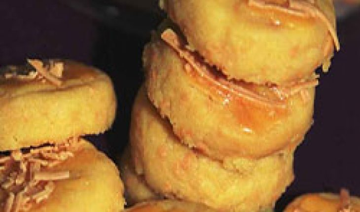 Resep Kue Kering Cheese Coin