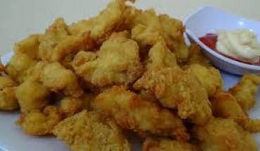 Resep Ayam Pop Corn