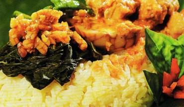 Resep Nasi Bakar Ayam Pedas Banget