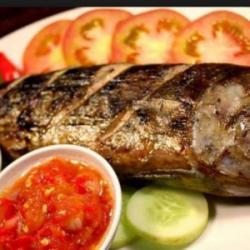 Resep Ikan Tongkol Bakar Sambal Pedas