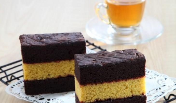 Resep Kue Lapis Pisang Ambon