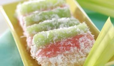 Resep Kue Lapis Singkong enak dan sederhana