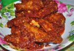 Resep Ayam Kukus sambel pedas