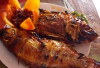 Resep Ikan Kakap Bakar Kecap Manis enak Spesial
