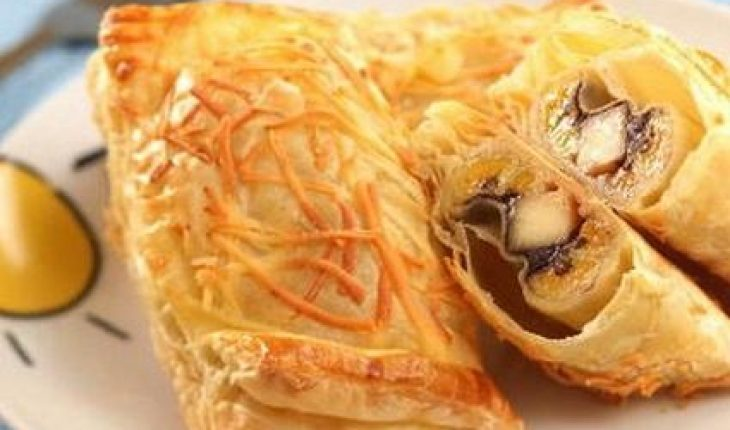 RESEP KUE PASTRI PISANG - Resep Resep Masakan Kreatif