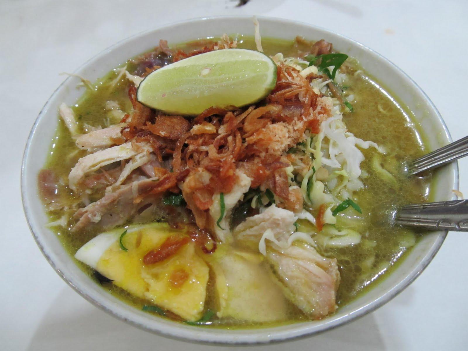 Soto Ayam Blitar