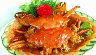 Resep Kepiting Saus Tiram Pedas