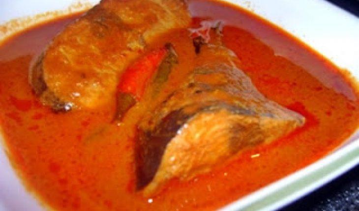 Resep Cara Membuat Gulai Ikan Tongkol
