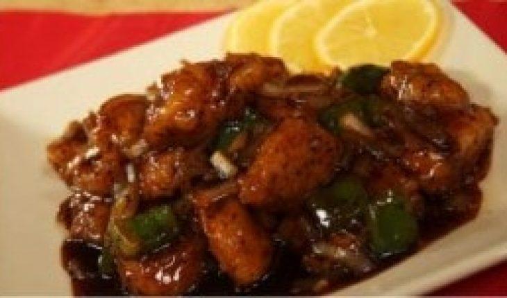 Resep Masakan ikan kakap Masak Lada Hitam