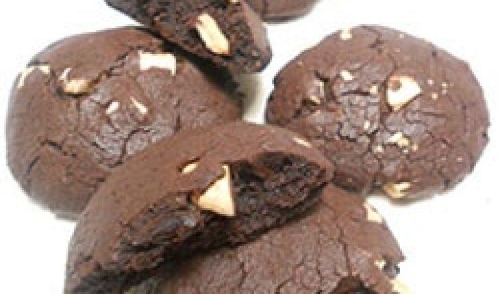 Resep Nutty Brownie Cookies
