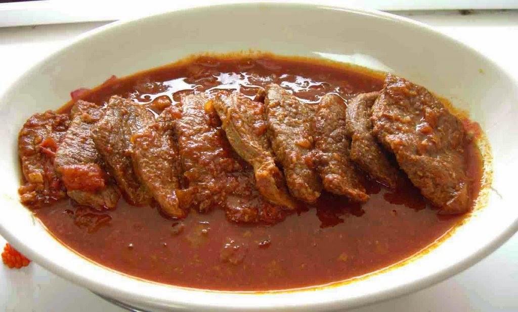 Resep Cara Membuat Lapis daging khas Probolinggo