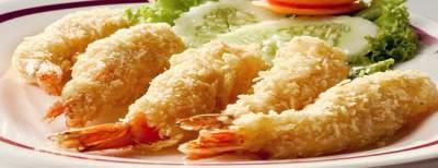 Resep tempura udang renyah