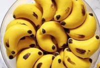 Resep Kue Banana Chocolate Cookies