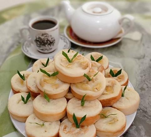 Resep Kue bolot pisang Bangka